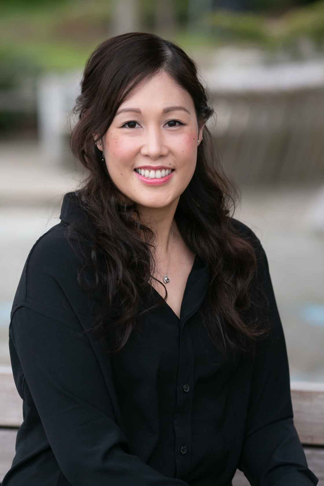 our team member Chisato