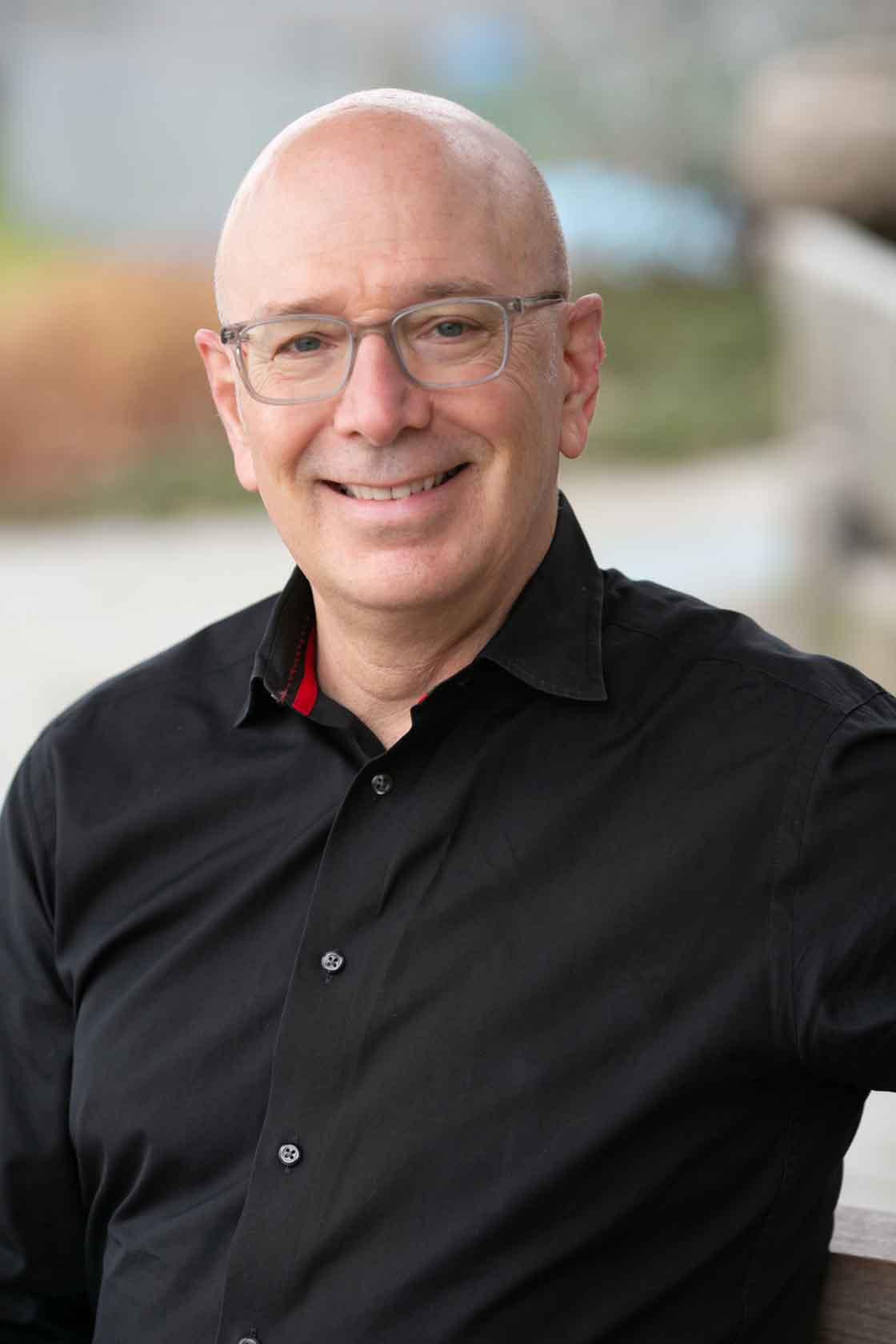 Headshot of Dr. Geoghegan, dentist in north vancouver