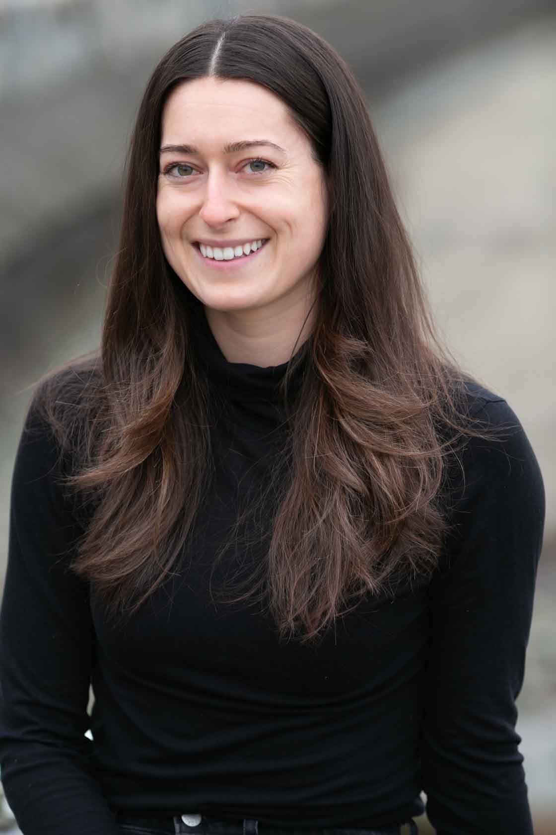Headshot of Emily, part our dental team