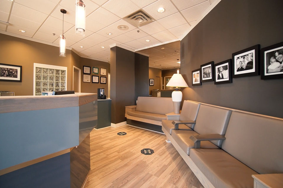 west vancouver dentist space and chair